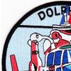HH-65 Dolphin Rescue Law Enforcement Patch | Upper Left Quadrant