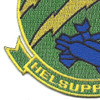 Helicopter Support Squadron HC-11 Gunbearers Patch | Lower Left Quadrant