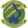 Helicopter Support Squadron HC-11 Gunbearers Patch
