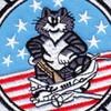 6th Battalion 52nd Aviation Regiment Company A Patch - Tomcat | Center Detail