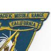 Headquarters Pacific Missile Range Point Mugu California Patch | Upper Right Quadrant