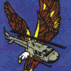 6th Battalion 101st Aviation Regiment Patch | Center Detail
