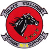 HC-4 US Helicopter Combat Support Squadron Patch