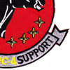 HC-4 US Helicopter Combat Support Squadron Patch | Lower Right Quadrant