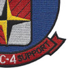 HC-4 Helicopter Combat Support Squadron Patch | Lower Right Quadrant