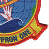 HC-1 Helicopter Combat Support Squadron HELSUPPRON 1 Patch | Lower Right Quadrant