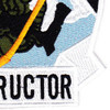 HALO Parachutist Instructor Patch | Lower Right Quadrant