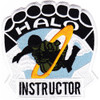 HALO Parachutist Instructor Patch