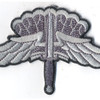 HALO Basic Badge Patch | Center Detail