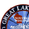 Great Lakes Veterans Submarine Base Great Lakes Illinois Patch | Upper Left Quadrant