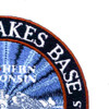 Great Lakes Veterans Submarine Base Great Lakes Illinois Patch | Upper Right Quadrant