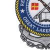 Great Lakes Illinois Naval Recruit Training Command Patch | Lower Left Quadrant