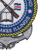 Great Lakes Illinois Naval Recruit Training Command Patch | Lower Right Quadrant