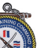 Great Lakes Illinois Naval Recruit Training Command Patch | Upper Right Quadrant