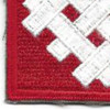 6th Army Group Patch | Lower Left Quadrant