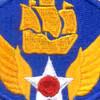6th Air Force Shoulder Patch | Center Detail