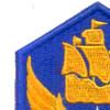 6th Air Force Shoulder Patch | Upper Left Quadrant