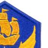 6th Air Force Shoulder Patch | Upper Right Quadrant