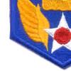 6th Air Force Shoulder Patch | Lower Left Quadrant