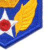 6th Air Force Shoulder Patch | Lower Right Quadrant