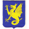 69th Infantry Regiment Patch Conjunctis Viribus