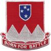 69th Field Artillery Battalion Patch