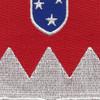 69th Field Artillery Battalion Patch | Center Detail
