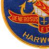 DD-861 USS Harwood Patch | Lower Left Quadrant