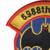 6988th Electronic Security Squadron Patch | Upper Left Quadrant
