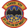 6988th Electronic Security Squadron Patch
