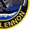 DD-840 USS Glennon Patch - Version A | Lower Right Quadrant