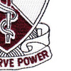 68th Medical Group Patch - Version A | Lower Right Quadrant