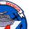 COSDIV-14 Coastal Division Fourteen Patch | Upper Right Quadrant