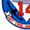 COSDIV-14 Coastal Division Fourteen Patch | Lower Left Quadrant