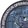 Commander Tenth Fleet Information Operations Command Georgia Patch | Upper Left Quadrant