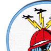 Com Command Inspector General 30th Anniversary Patch Hook And Loop | Upper Left Quadrant