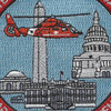 Coast Guard National Capital Region Air Defense Facility Patch | Center Detail