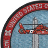 Coast Guard National Capital Region Air Defense Facility Patch | Upper Left Quadrant
