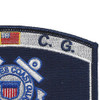 Coast Guard DAV Disabled American Veteran Rating Patch | Upper Right Quadrant