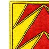 681st Airborne Glider Field Artillery Battalion Patch   Upper Left Quadrant