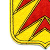 681st Airborne Glider Field Artillery Battalion Patch   Lower Left Quadrant