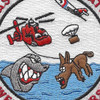 Coast Guard Aviation Patch We'll Save Yours | Center Detail