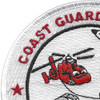 Coast Guard Aviation Patch We'll Save Yours | Upper Left Quadrant