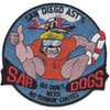 Coast Guard AST's San Diego SAR DOGS Patch