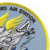Coast Guard Air Station St. PETERSBURG, Florida Patch | Upper Right Quadrant