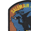 Coast Guard Air Station Salem Patch - Search and Rescue   Upper Left Quadrant