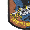 Coast Guard Air Station Salem Patch - Search and Rescue   Lower Left Quadrant