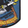 Coast Guard Air Station Salem Patch - Search and Rescue   Lower Right Quadrant