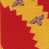680th Airborne Field Artillery Battalion Patch | Center Detail
