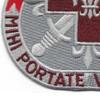 67th Medical Battalion Patch | Lower Left Quadrant